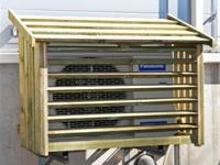 impregnert varmepumpehus okelektriske salg