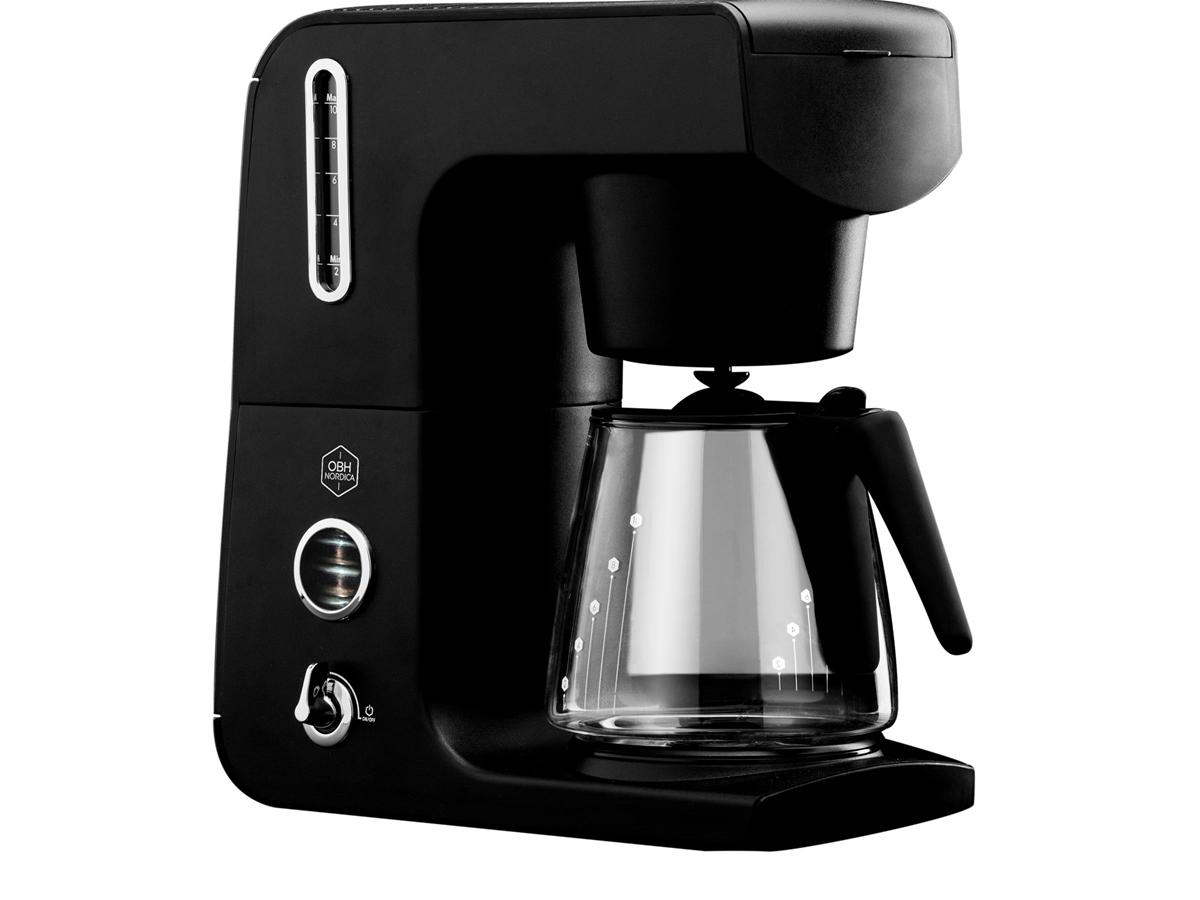 Obh Nordica Legacy Coffee Maker Www Okelektriske No