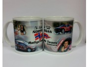 Mugs Ole Kristian Temte Norwegian Rallycross Team kopper For sale support okmotorsport