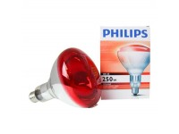 Varmelampe 250 Watt philips OK Elektriske AS infrared
